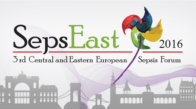 3rd SepsEast Conference, Budapest, 10-12 November 2016